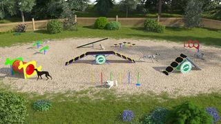 Парк для собак №2